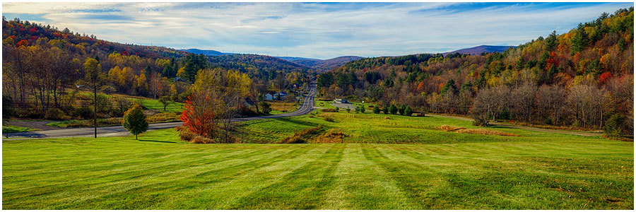 Image of The Vermont Countryside